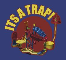 It's a Trap! Mousetrap Game by metacortex