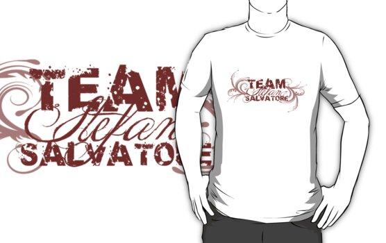 Team Stefan Salvatore by missemilyellen