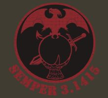 Semper 3.1415© with Emblem by ParadoxVEM