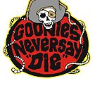 Goonies Never Say Die by BUB THE ZOMBIE