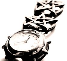 Pentagram Watch by Kim Slater