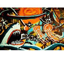 Shark Week B____ Photographic Print