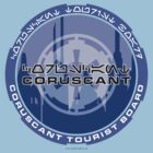 Coruscant Tourist Board [Freak tourism II] by tudi