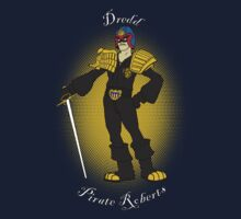 Dredd Pirate Roberts by SBTees