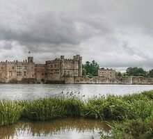 Panoramic of Leeds Castle England by Pancake76