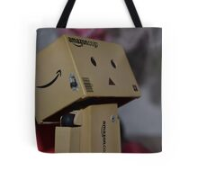 """""""What is that?"""" - Danbo! Tote Bag"""