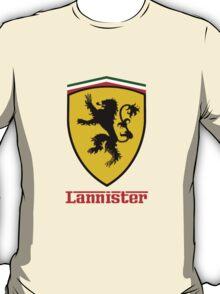 Lannister Racing T-Shirt