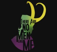 There are no men like me!!! by KanaHyde