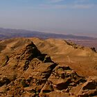Wadi Araba from Jordan by Citisurfer