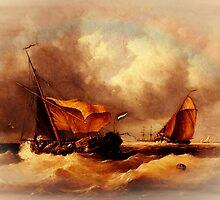 Secrets of the Sea by Pamela Phelps