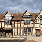 Shakespearean home  by gabriellaksz