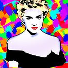Madonna - Holiday - Pop Art by wcsmack