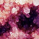 Raw Rose Quartz by seabelly