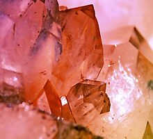 Raw Quartz Crystals by seabelly