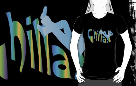 Chillax! Fushion Tee by patjila