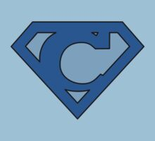 Super Blue C Logo by Adam Campen