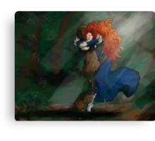 Mericcup--Sanctuary Canvas Print