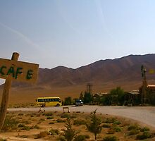 Bagdad Cafe by Citisurfer