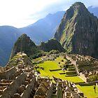 Machu Picchu by Citisurfer