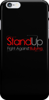 StandUp iPod/iPhone Case - Black by StandUp