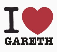 I love Gareth Emery by Sandy W