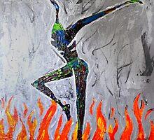 She Dances by krizten