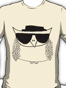 Heisenberg, the owl T-Shirt