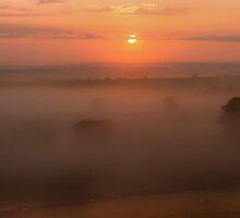 Mornings Embrace by John Dunbar