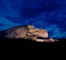 Crazy Horse Memorial by Alex Preiss