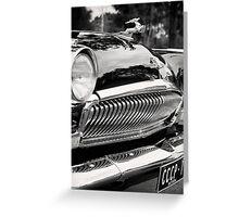 """1963 GAZ 21 """"Volga"""" Greeting Card"""