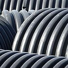 Pipes Abstract by acespace