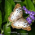 Making the Moments Card... by LindaR