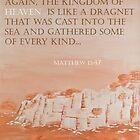Matthews 13:47 'The Cliffs' by Tara  Henry