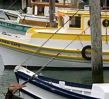 MONTEREY JIG BOATS by fsmitchellphoto