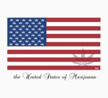 the United States of Marijuana by mouseman