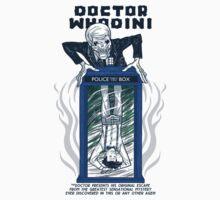Doctor Whodini by Gimetzco