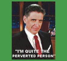 Craig Ferguson the Pervert by Emily Draper