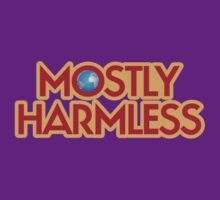 Mostly Harmless by M. Dean Jones