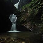Nectarns Glen Waterfall by Paul  Eden