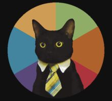 Business Cat by FlyNebula