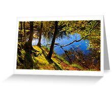 Early Autumn Mood Greeting Card