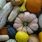 Heirloom Vegetables by Betty Mackey