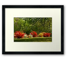 2013 Calendar - Country Roads - May Framed Print