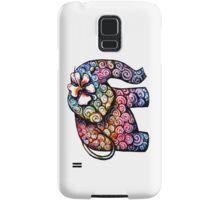 tattoo elephant iPhone Case Samsung Galaxy Case/Skin