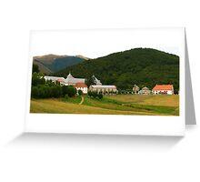 Roncesvalles Greeting Card