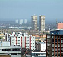 Tenements & Tower Blocks by Stuart  Fellowes