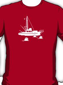 Jaws - Orca with Barrels T-Shirt