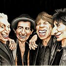 Old Rockers - Gimme Shelter by Margaret Sanderson