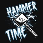 Hammer Time! by ikaszans