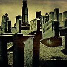 Rest in Peace, Greenwood Cemetery, Atlanta, Georgia by Scott Mitchell